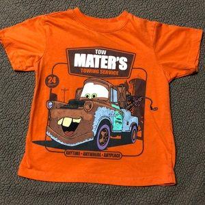 3T Disney Pixar Cars Shirt